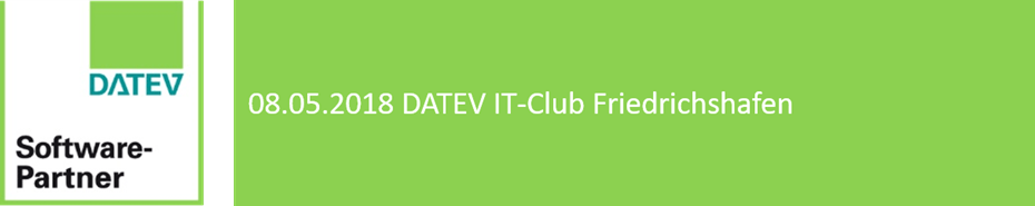 DATEV IT-Club in Friedrichshafen
